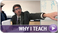 Why I Teach: Bob Benjamin
