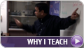 Why I Teach: Choton Basu