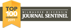 Milwaukee Journal-Sentinel Top 100 Workplaces 2011