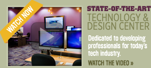 Rasmussen College technology and design facilities