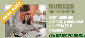 In-demand nursing degrees at Rasmussen College